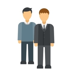 Business advisor vector