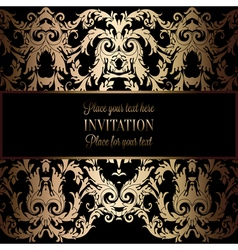Invitation decorative mandala 04 vector