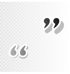 Quote sign new year blackish vector