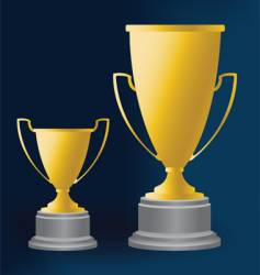 Trophy 4 illustration vector