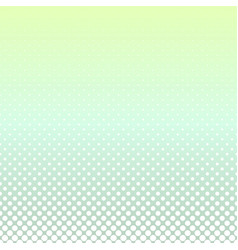 geometric abstract gradient halftone dot pattern vector image vector image