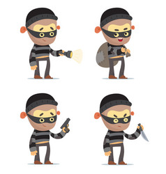 Robbers vector