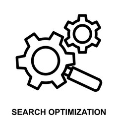 Search optimization vector