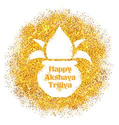 Akshay tritiya celebration vector