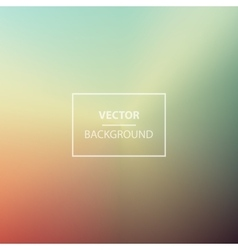 Summer blurred backgrounds vector