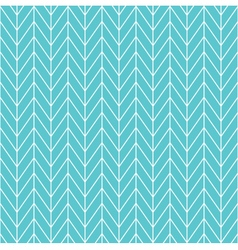 chevron herringbone pattern background vector image