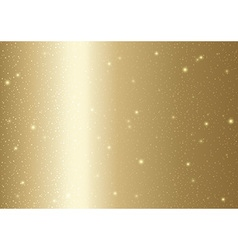 Gold Textured Background vector image vector image