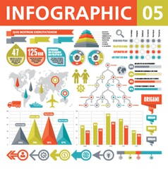 Infographic elements 05 vector