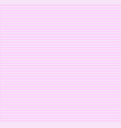 Pink background with stripes pattern with stripes vector