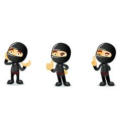 Ninja 2 vector