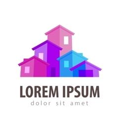 Estate logo design template house or vector