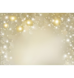 Abstract glitter defocused background vector