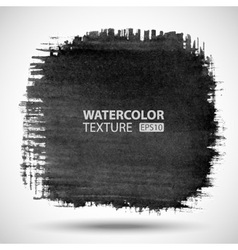 Hand Drawn Watercolor Grunge background vector image vector image