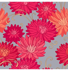 pattern pailsley vector image vector image