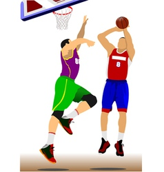 Al 1110 basketball 02 vector