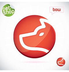 Pet Shop Symbol vector image
