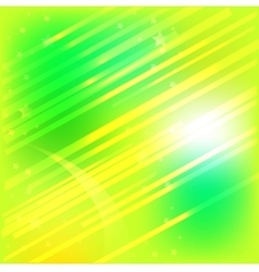 background with straight light lines vector image vector image