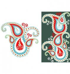 Floral designs vector
