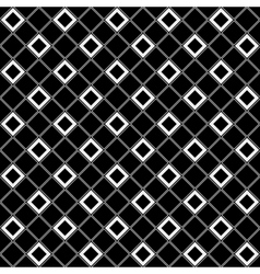 Abstract minimalistic pattern rhombus vector image