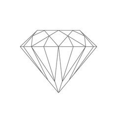 Diamond-380x400 vector image