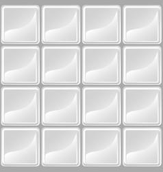 Gray tiles texture seamless vector