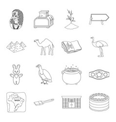 Sports travel animals and other web icon in vector