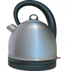 kettle vector image