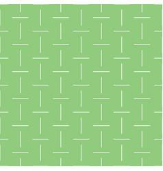 Simple seamless geometric pattern vector