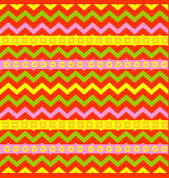 Art abstract geometry seamless pattern colour vector