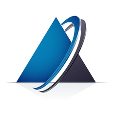Logo one vector