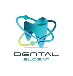 dental tech vector image
