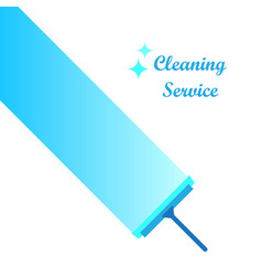 Cleaning service logo vector