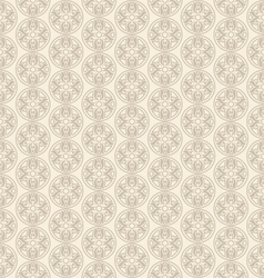 Seamless pattern in oriental style ornamental vector