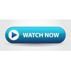 Watch Now button vector image vector image