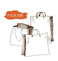 Package vector image
