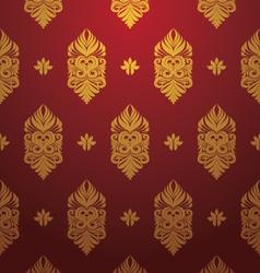 Pattern Wallpaper vector image vector image