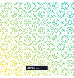 Stylish cute flower pattern background flower vector