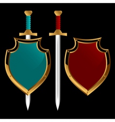 ancient weapon vector image vector image