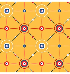 Pattern pop geometric vector