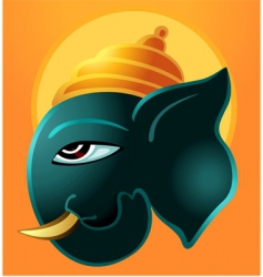 Hindu vector image