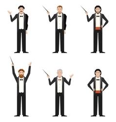 Set of conductors vector