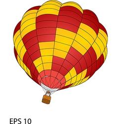 balloon 02 color vector image