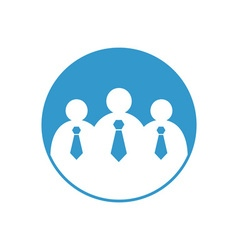 Business-people-icon-380x400 vector