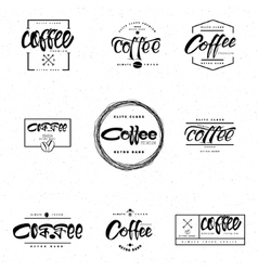 Coffee - badge signboard can be used to design vector