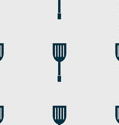 Kitchen appliances icon sign seamless abstract vector