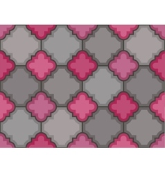 Stones floor tile seamless pattern vector