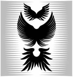 ugly wing vector image