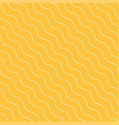 Striped wavy pattern seamless summer bacckground vector