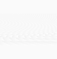 White geomerty abstract background vector