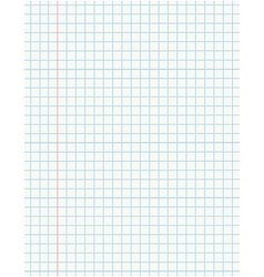 Math paper vector